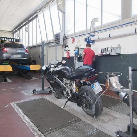 Revisioni per motocicli